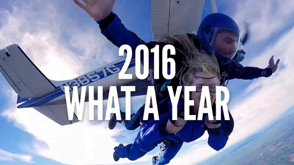 2016 what a year