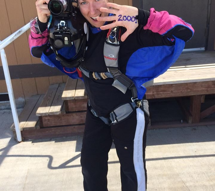 california aff skydiving - learn to skydive