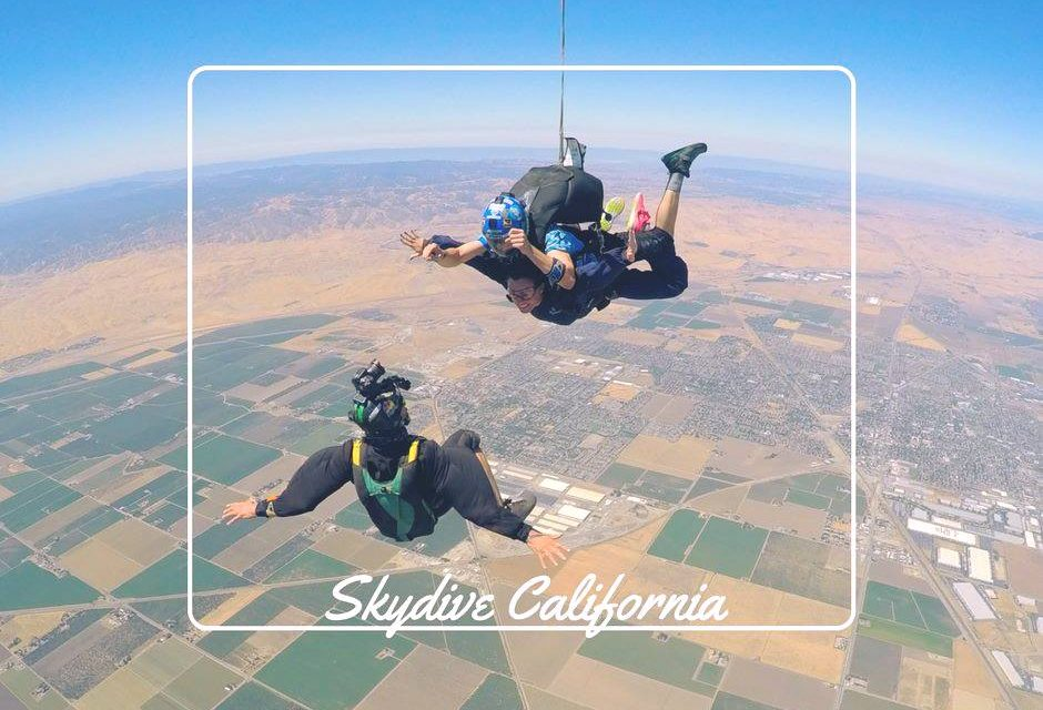 skydiving bay area deals and cost