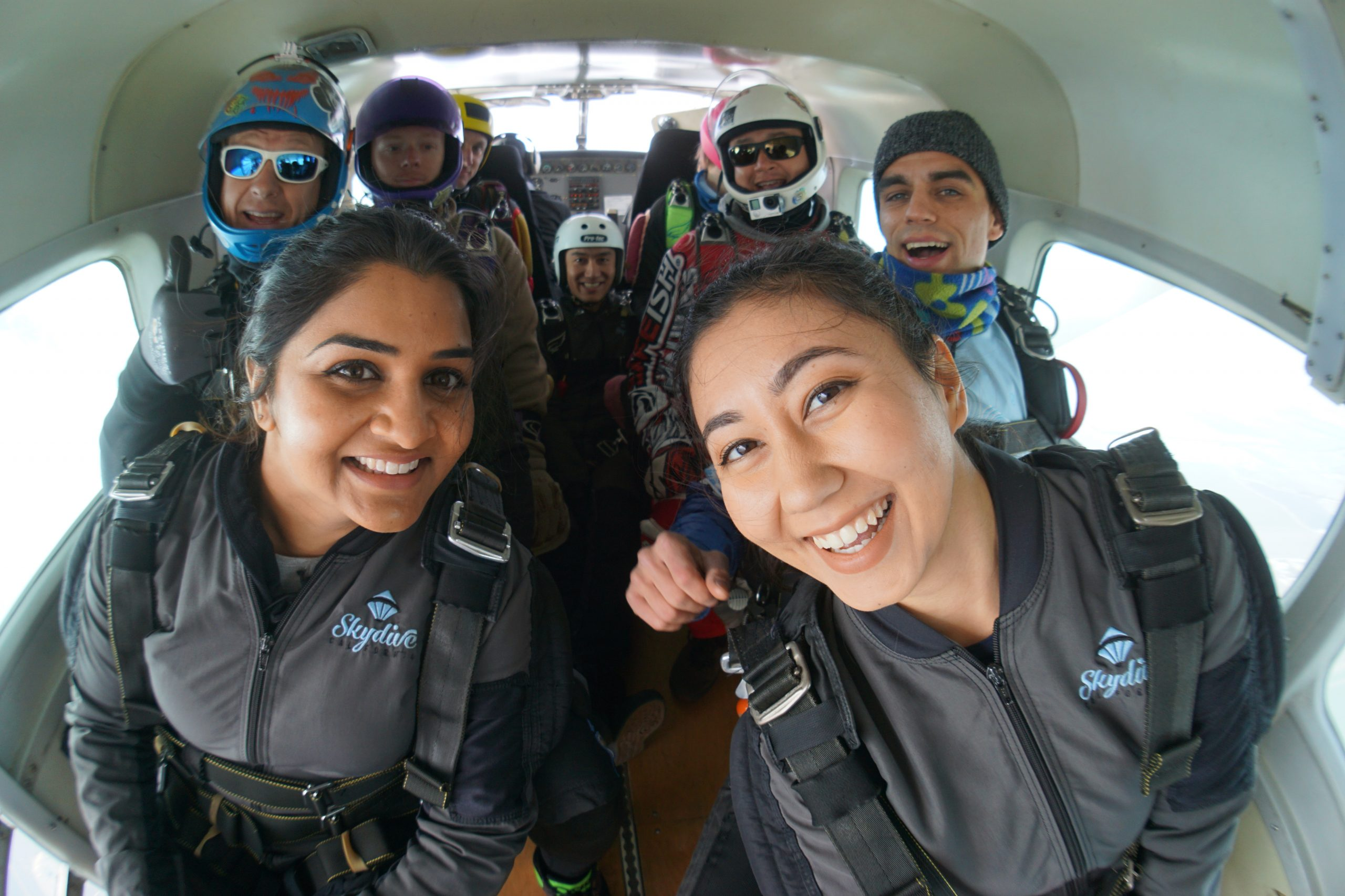skydiving in california skydiving experience description skydiving plane