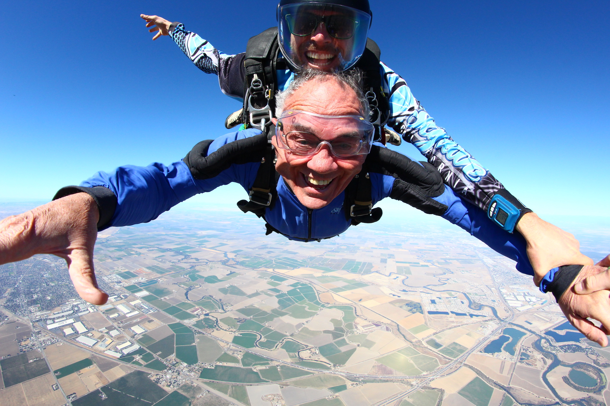 How to Cross Skydiving Off Of Your Bucket List | Skydive California