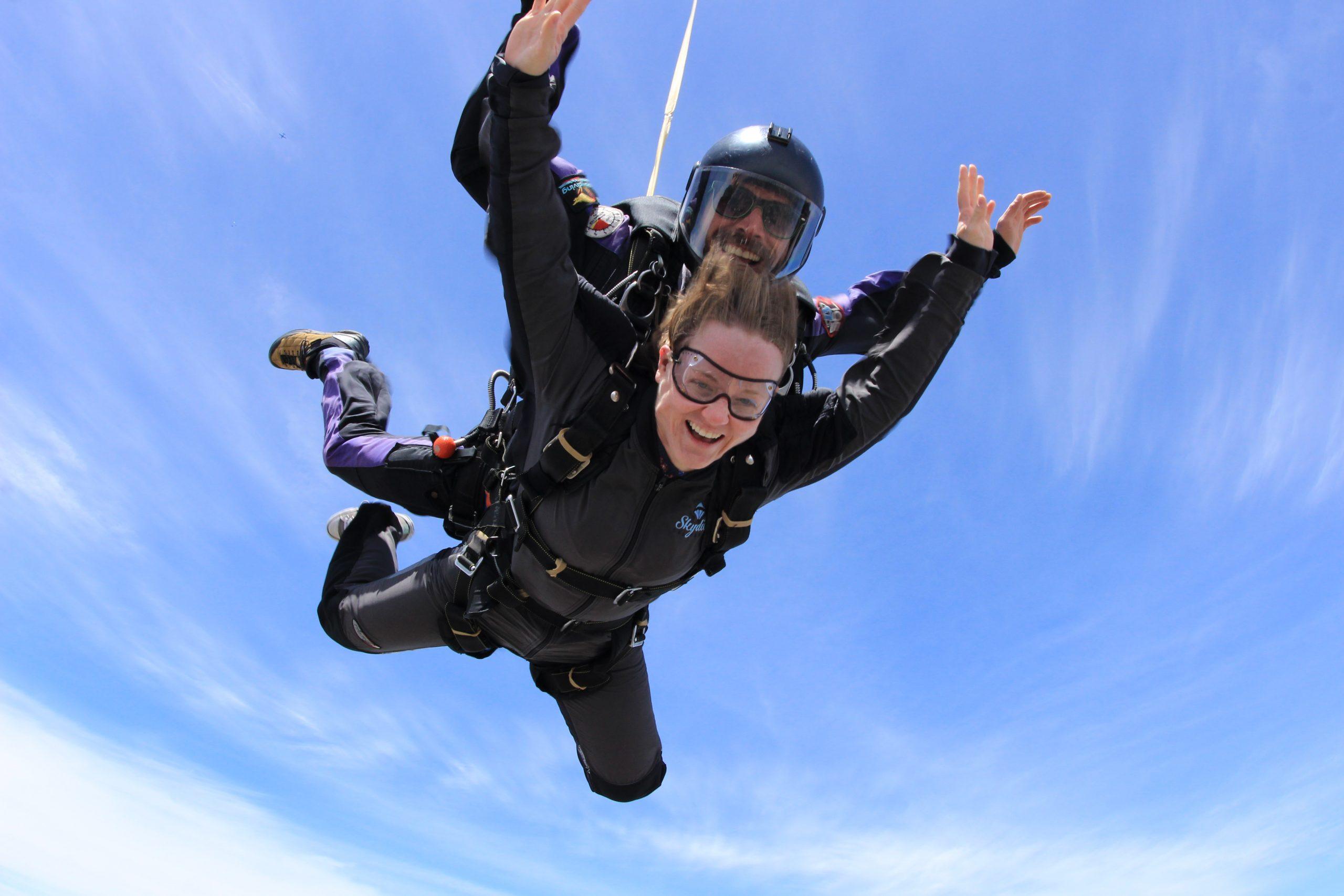 skydiving outfit tandem skydiving northern california skydive california