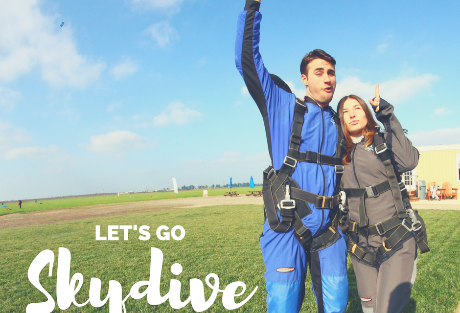 best places to skydive in the us