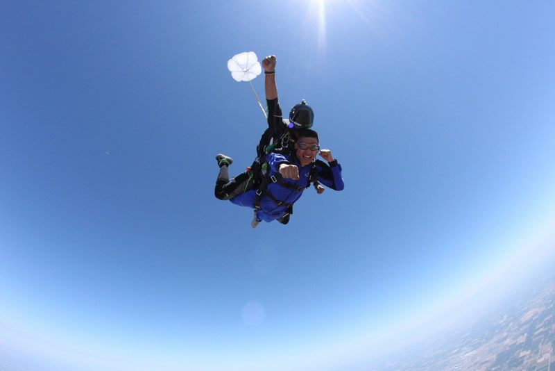 best weather for skydiving drogue parachute skydiving