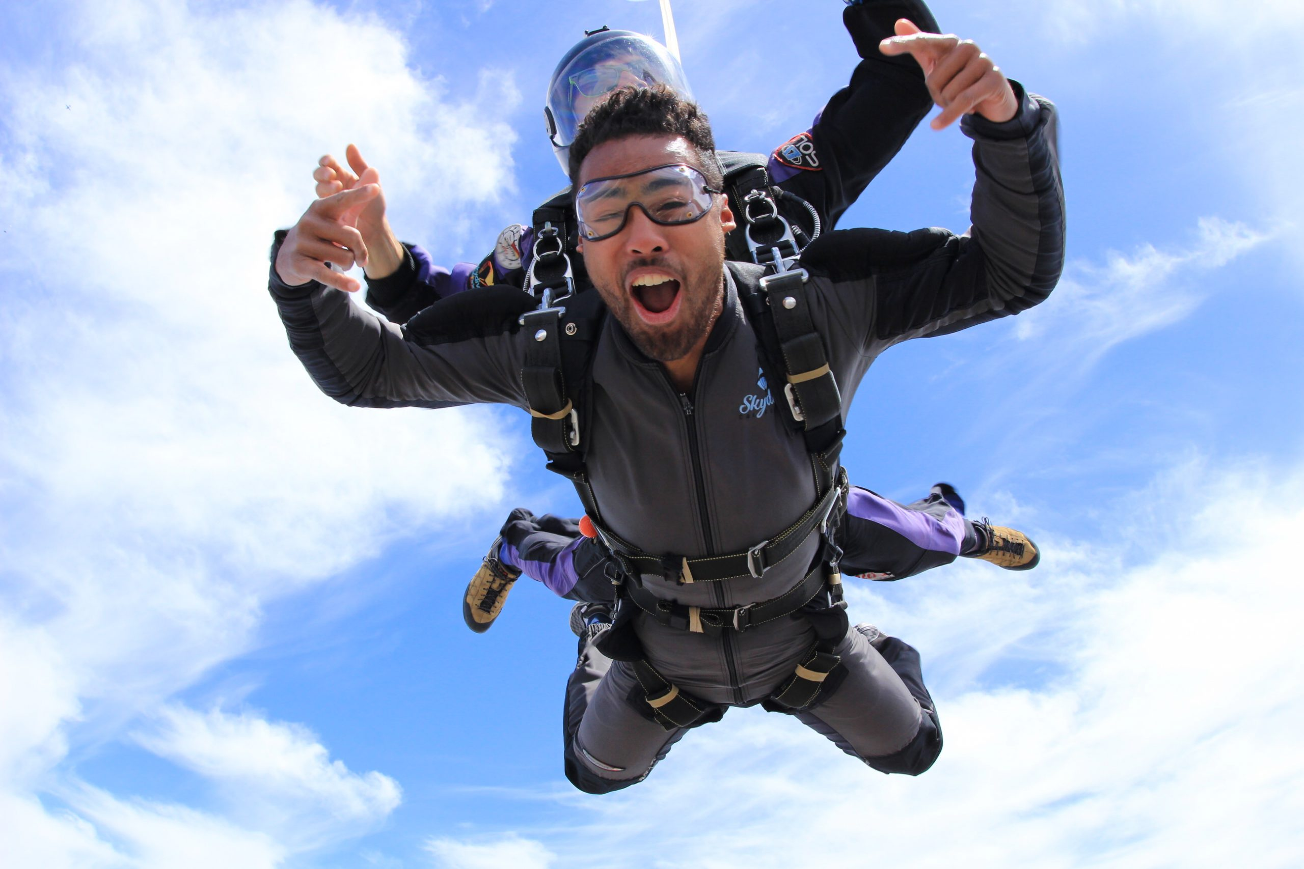 scared to skydive skydiving feel like breathe while skydiving skydiving positions