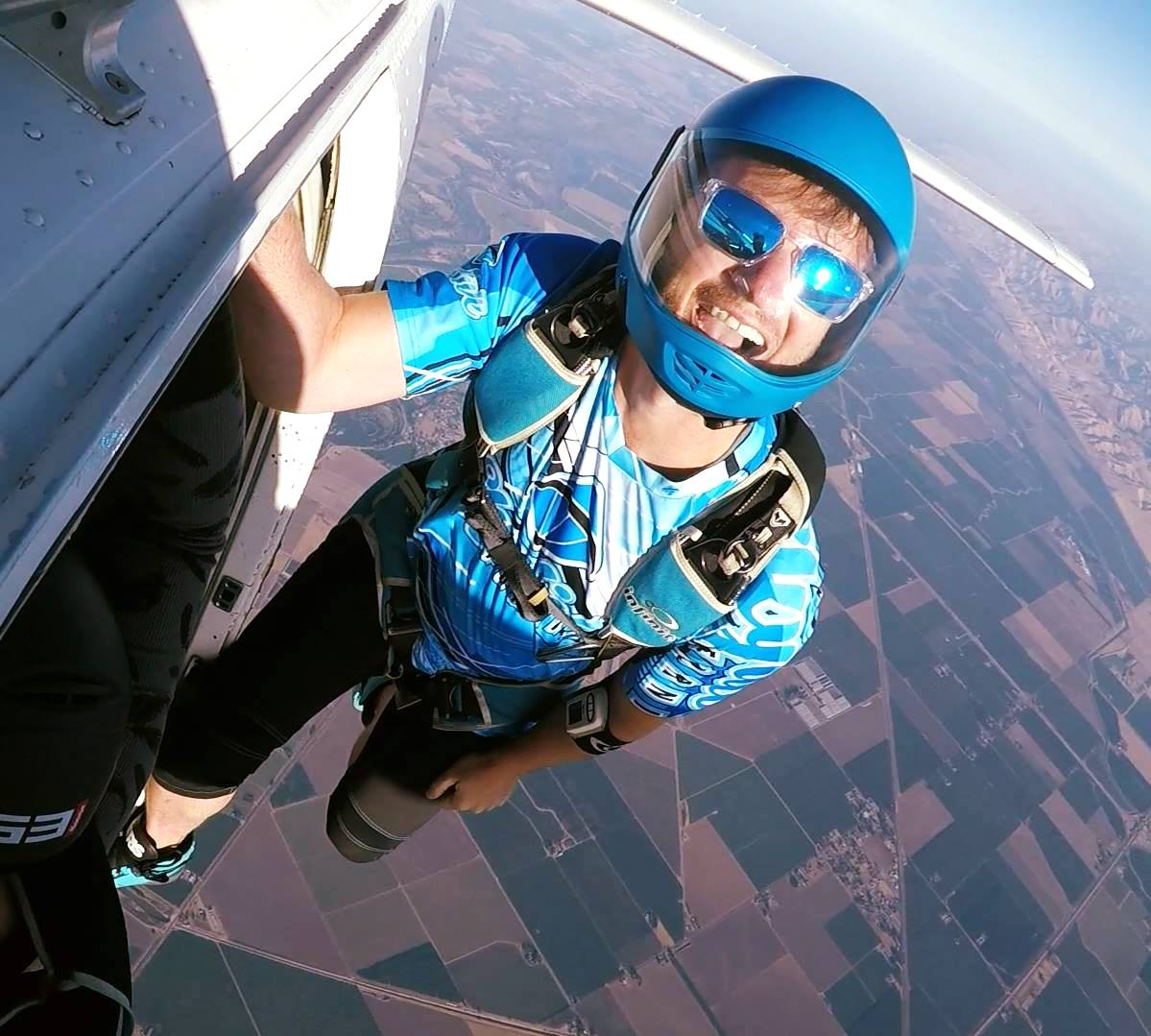 best skydiving in the us skydive california