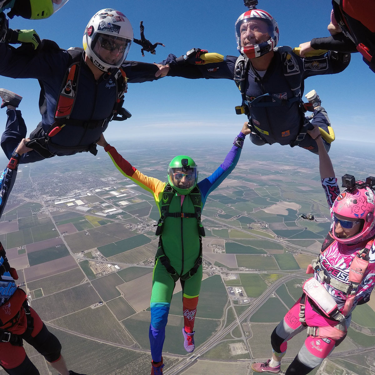How to Budget for Your First Skydive | Skydive California