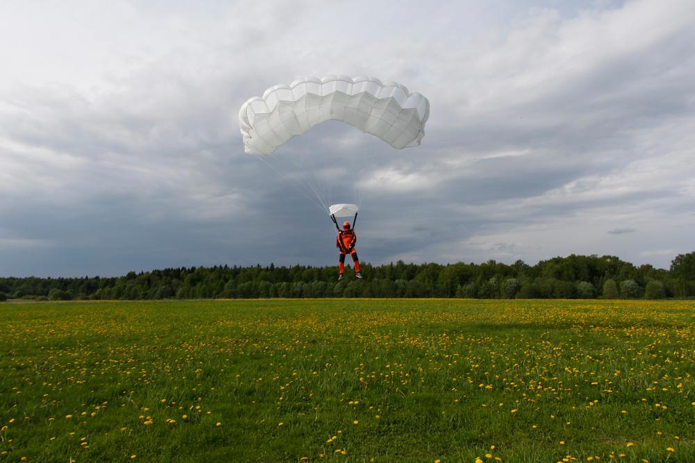 reserve parachute types of parachute backup parachute