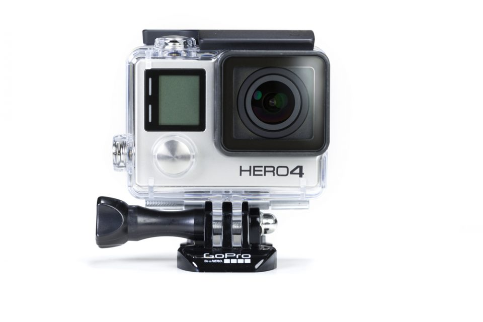 Why You Can't Skydive with Your GoPro