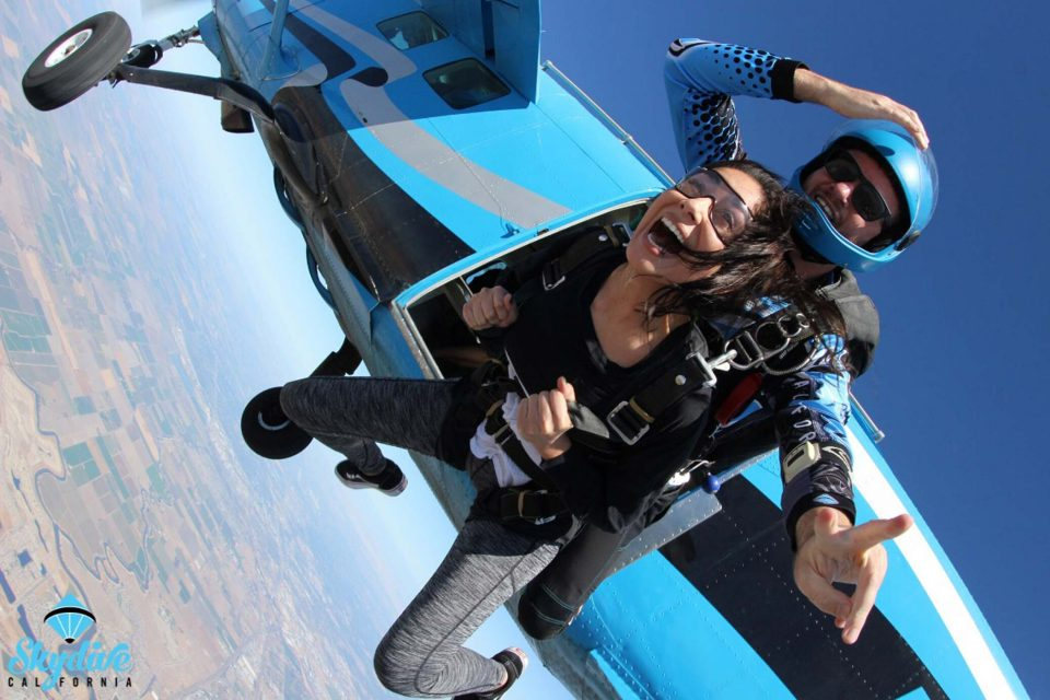 How High Are Skydiving Jumps? | Skydive California