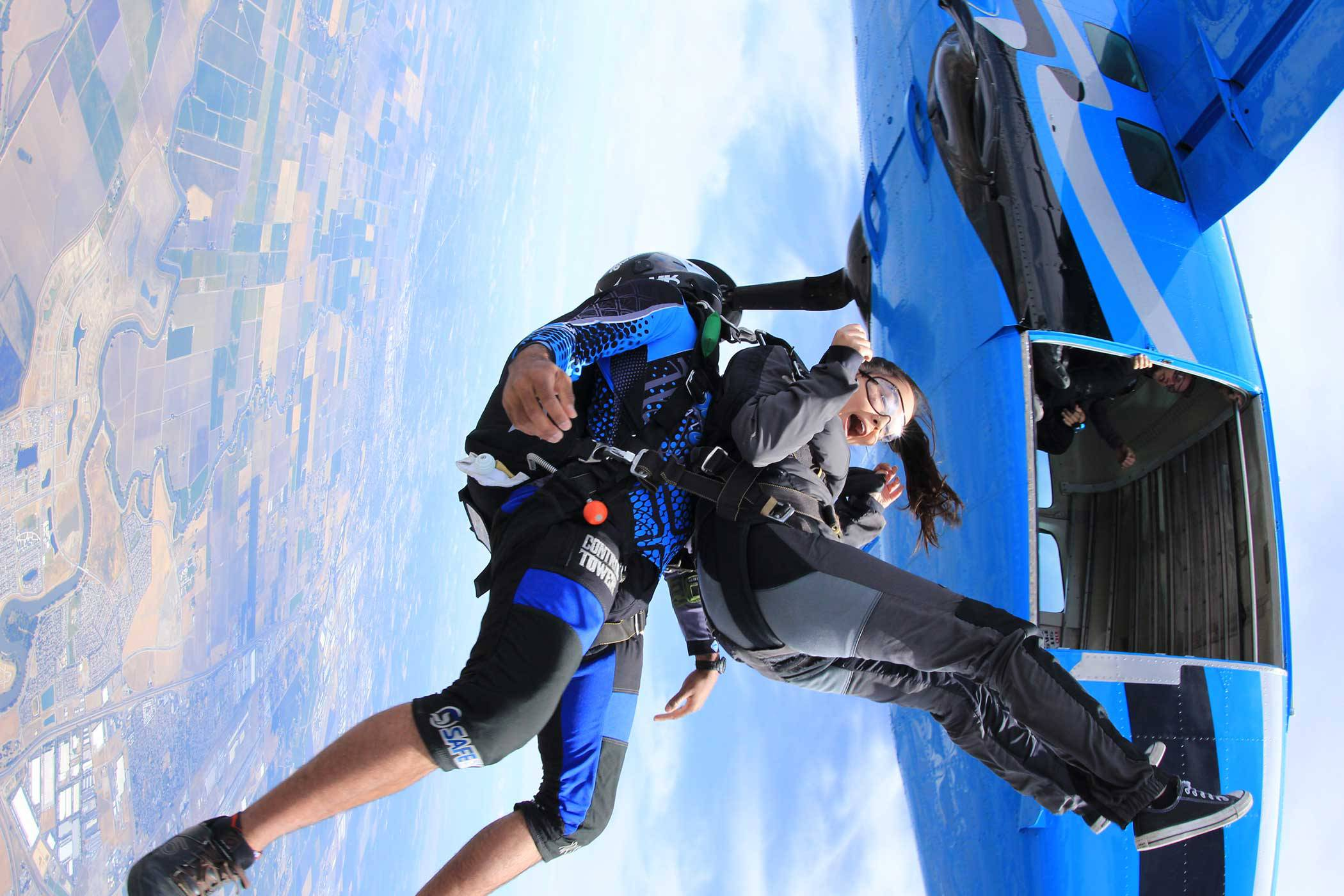 Skydiving: Common Questions Answered   Skydive California