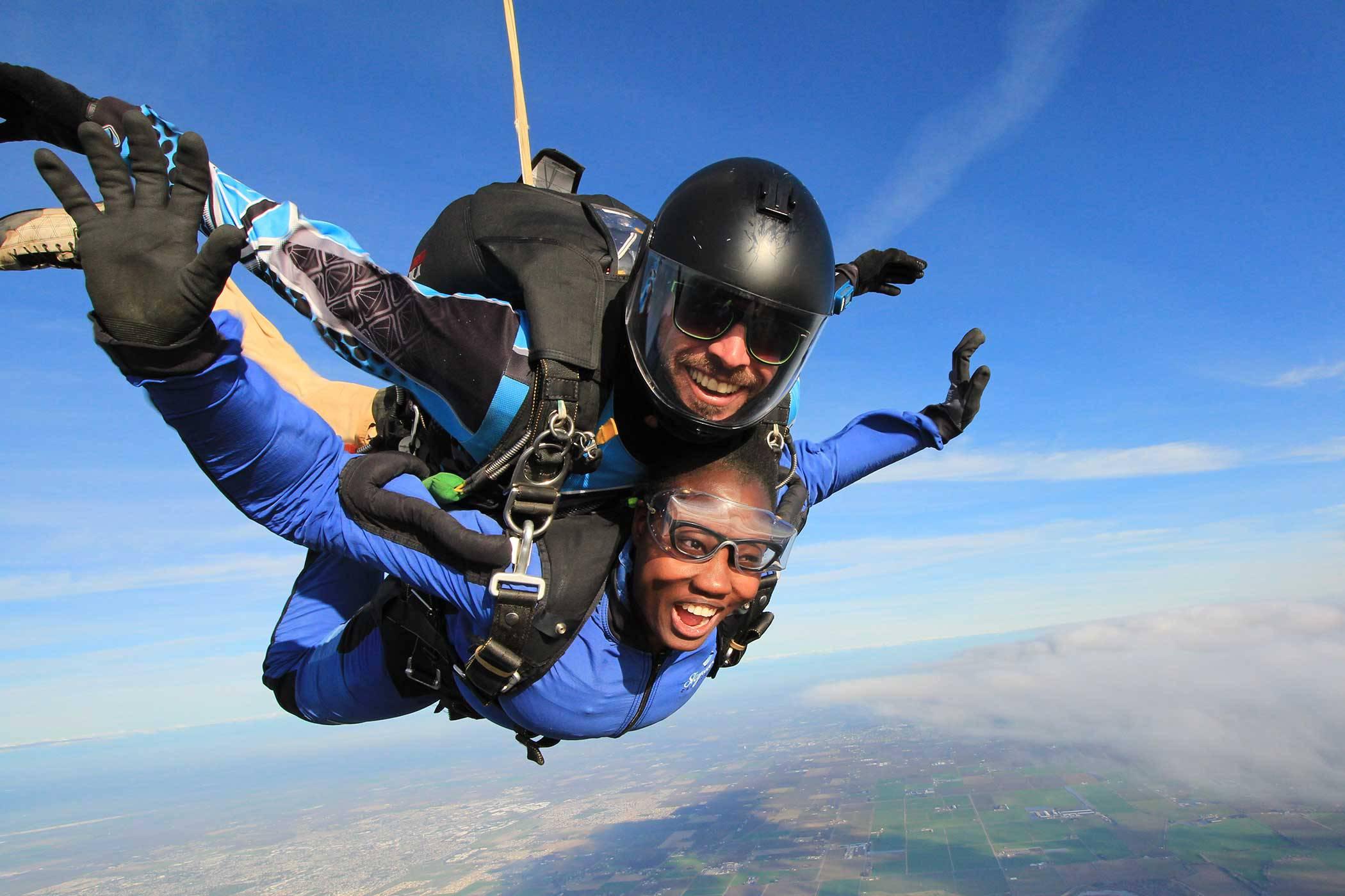 Skydiving Doesn't Discriminate | Skydive California