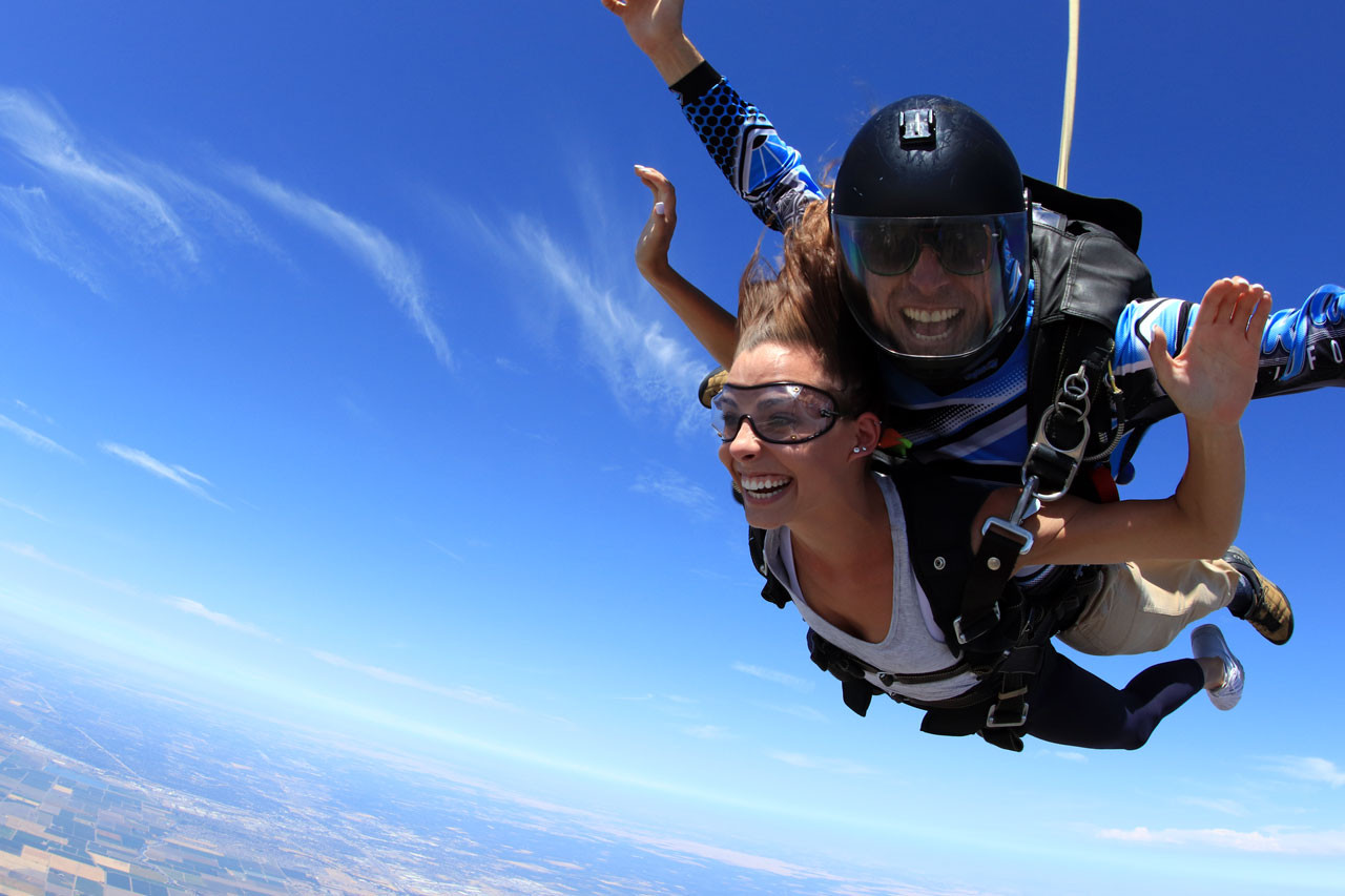 Why Do People Skydive? | Skydive California