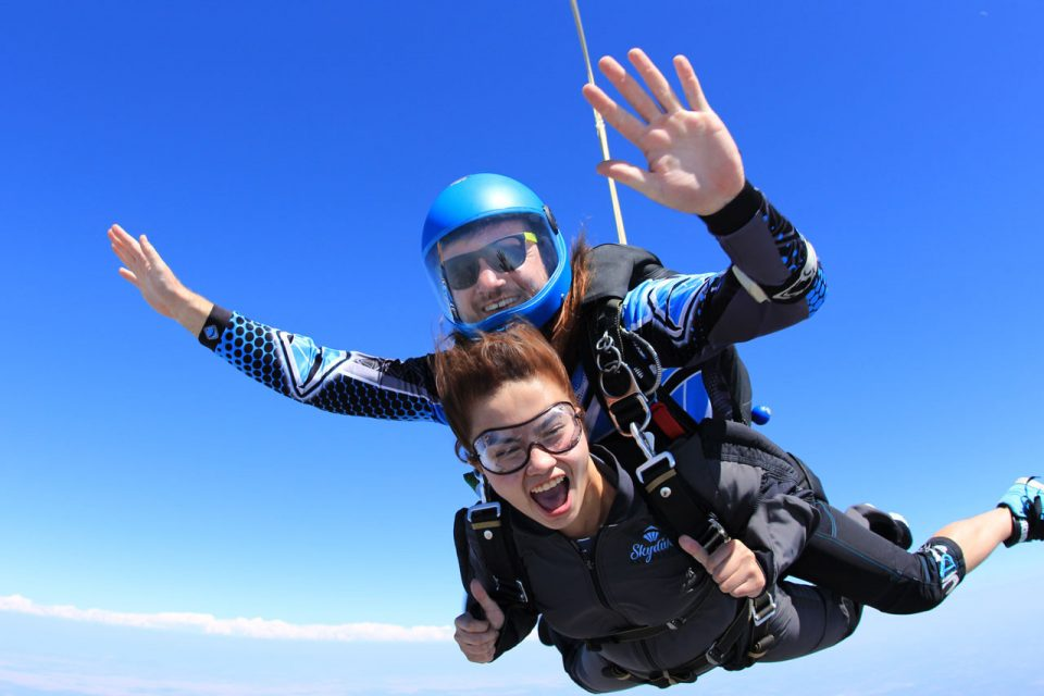 Tandem Skydiving: Tips for a Great Experience | Skydive California