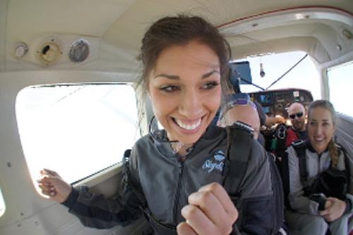 breathe while skydivin san francisco skydiving