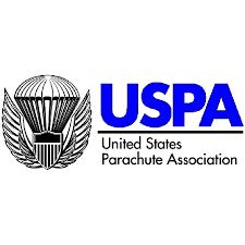 uspa united states parachute association logo